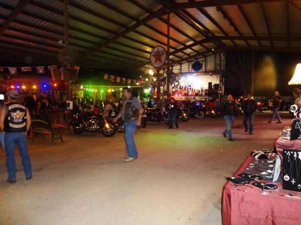 Bikes In San Antonio Texas Next would be Texas Pride BBQ